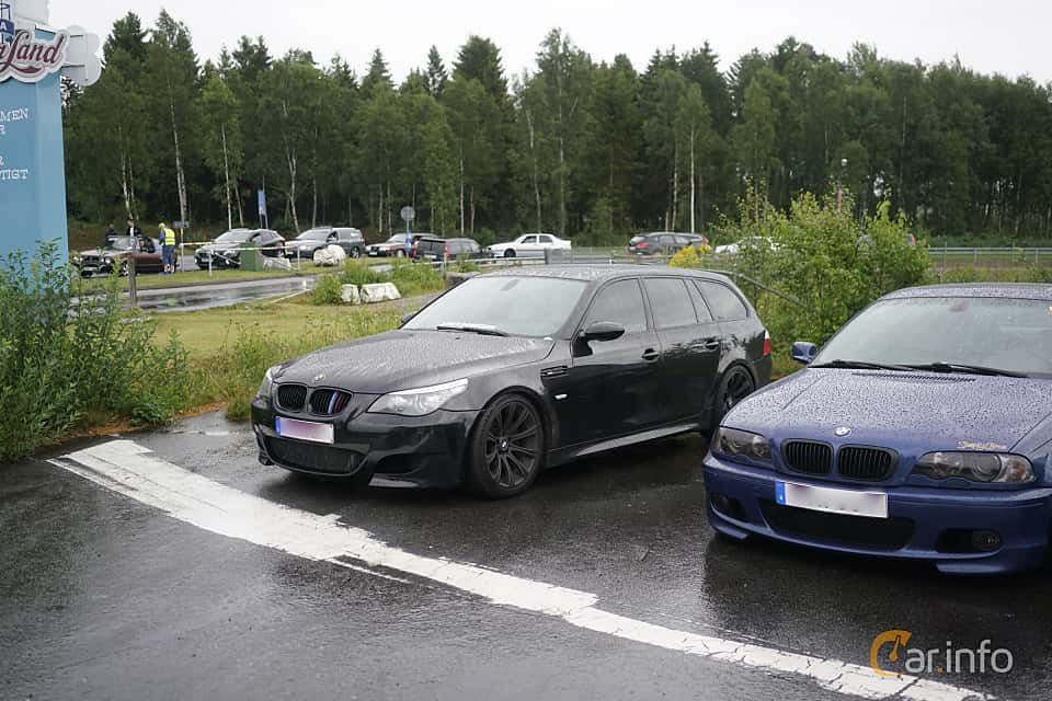 Bmw M5 Touring 507hp 2008 By Marcusliedholm