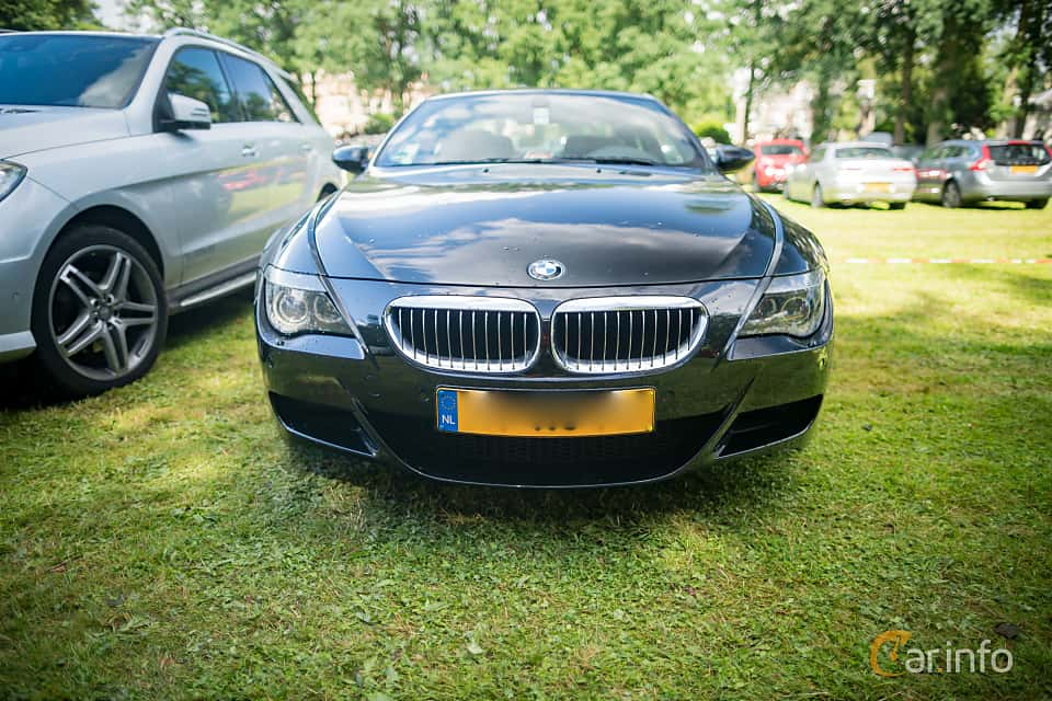 BMW M6 Coupé 5.0 V10 507hp, 2005 by marcusliedholm