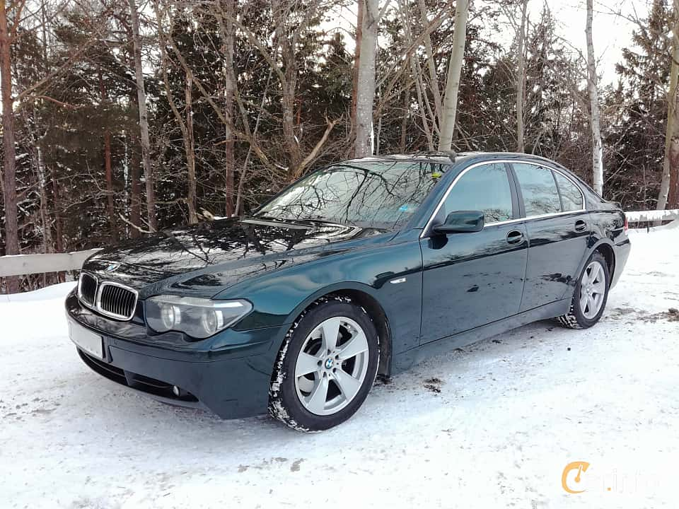 User images of BMW 7 Series E65