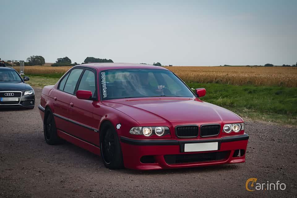 BMW I E - 730i bmw