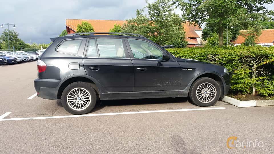 bmw x3 e83 rh car info 2009 330I 2009 BMW