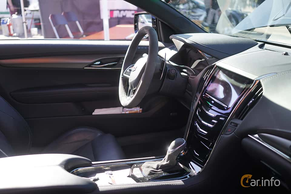 3 Images Of Cadillac Ats V Coupe 3 6 V6 Automatic 470hp