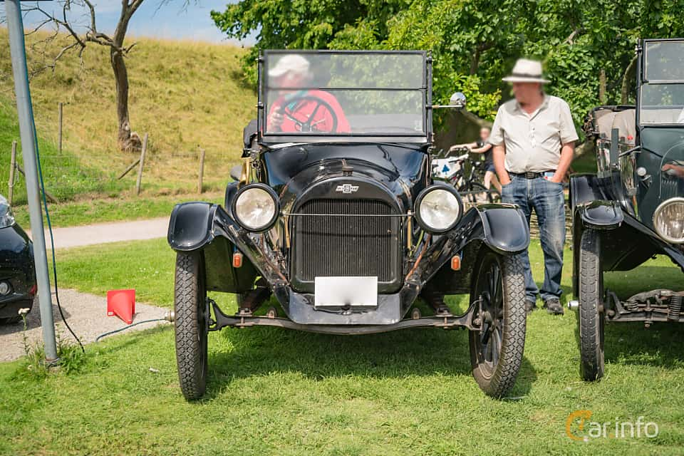 Front  of Chevrolet 490 Touring 2.8 Manual, 26ps, 1919 at Thulinträffen 2016