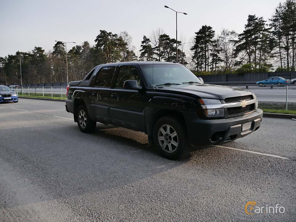 Chevrolet Avalanche 2016 >> Chevrolet Avalanche By Marcusliedholm