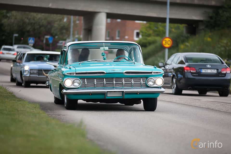 Chevrolet Bel Air 4th Generation By Jarbo