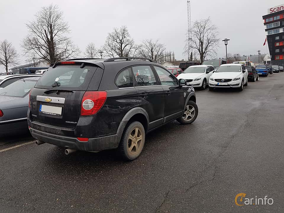 5 Images Of Chevrolet Captiva 24 Ecotec Manual 136hp 2008 By