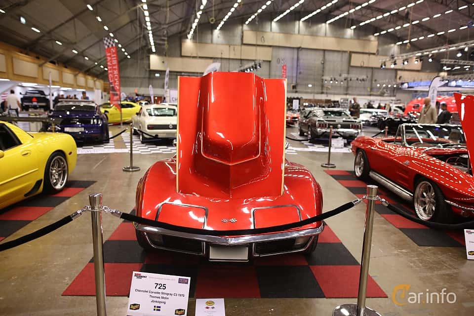 Chevrolet Corvette Stingray Convertible C By Franzhaenel - Thomas chevrolet car show