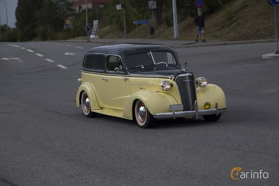 Images Of A Chevrolet Master Sedan Delivery 3 5 Manual 86hp