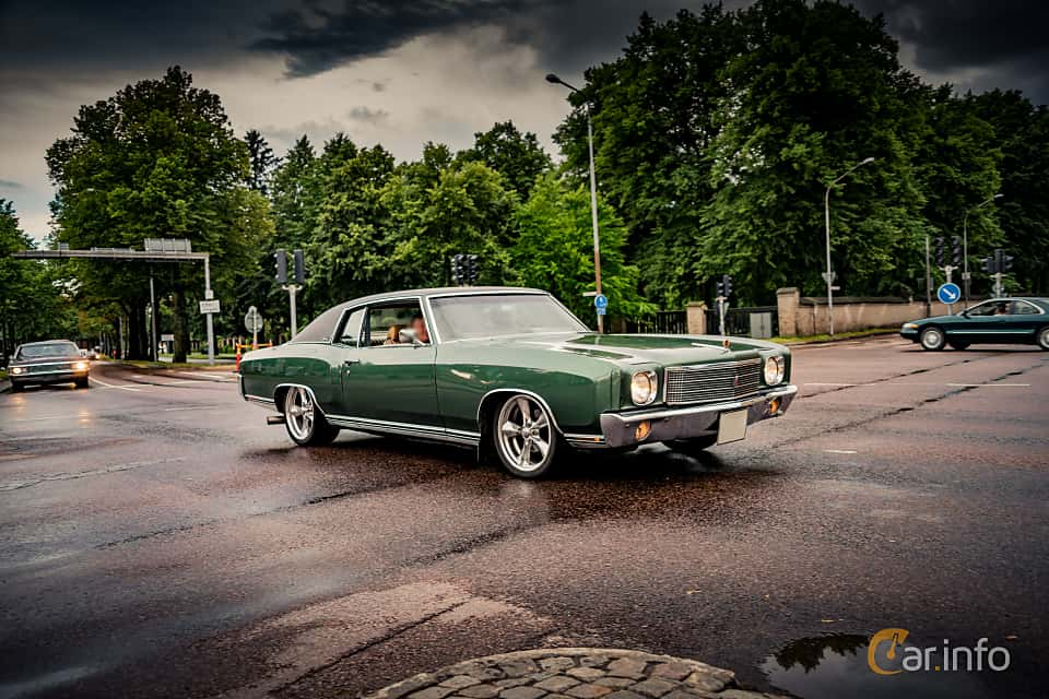 Chevrolet Monte Carlo by marcusliedholm