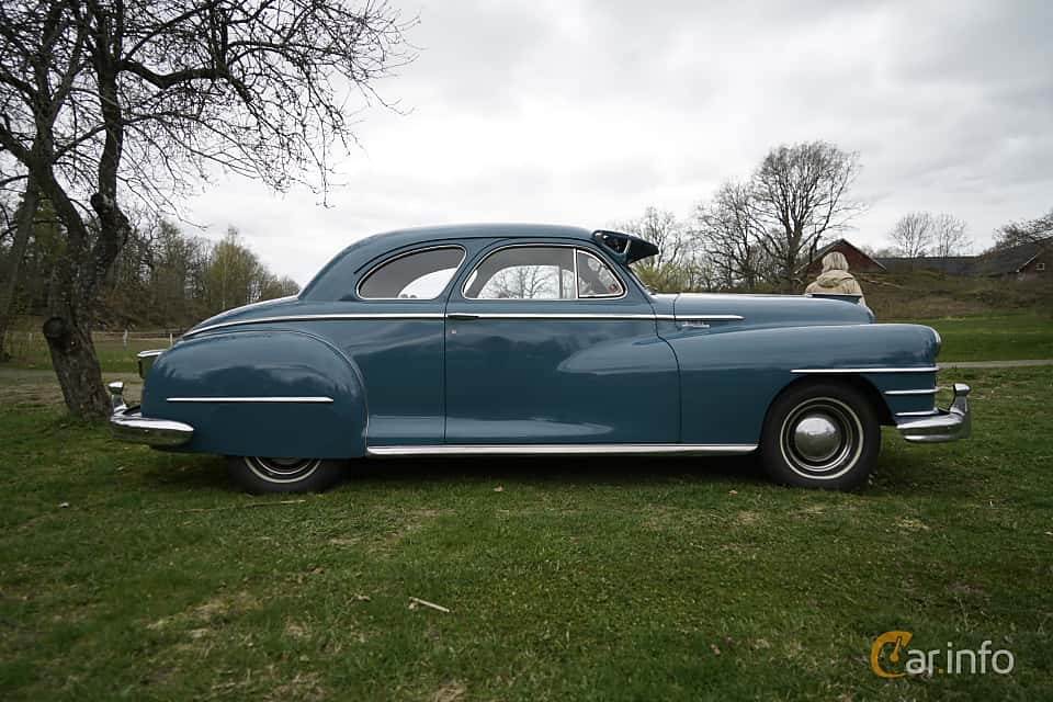 3 images of Chrysler Windsor Club Coupé 4.1 Manual, 116hp, 1947 by ...