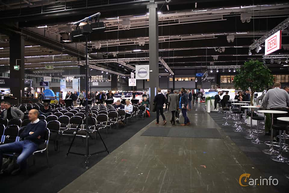 Event  of Unspecified at eCar Expo Göteborg 2018