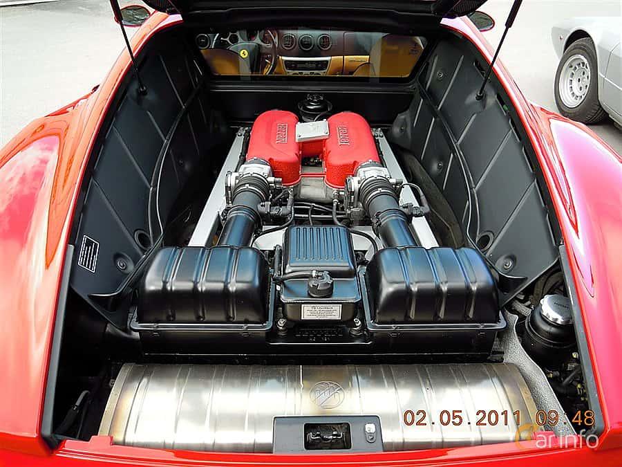 Ferrari 360 Modena 3 6 V8 Manual 400hp 2001
