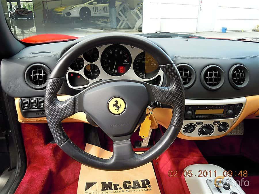 6 Images Of Ferrari 360 Modena 3 6 V8 Manual 400hp 2001 By Tigerbon