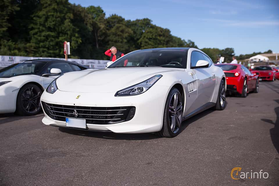 Removed Ad Ferrari Gtc4 Lusso 6 3 V12 Dct 690hp 2017 For Sale At Nessim Classics