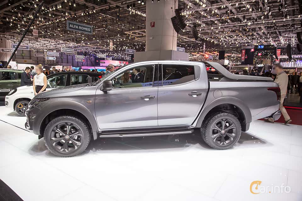 Awesome Fiat Fullback 1st Generation