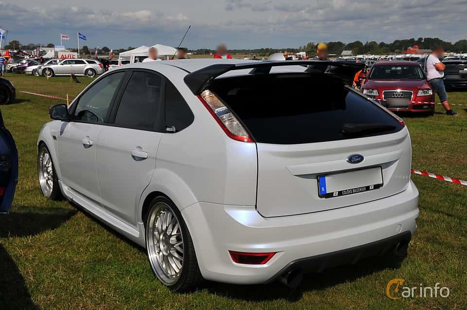 Ford Focus St 5 Door Manual 6 Speed