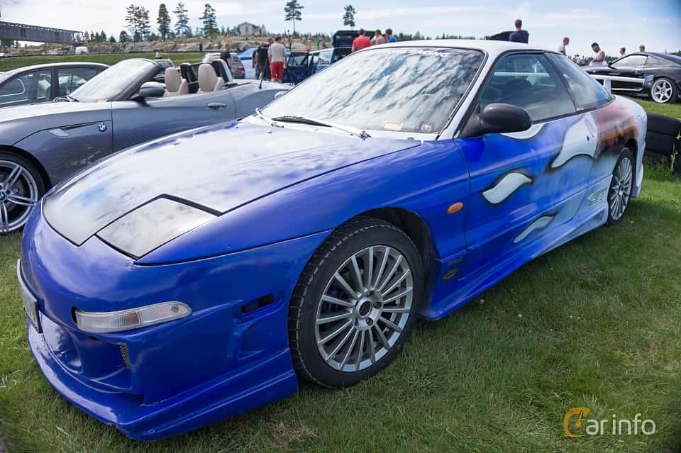 Front/Side  of Ford Probe 2.5 V6 Manual, 163ps, 1994 at Gatebil Rudskogen juli 2015