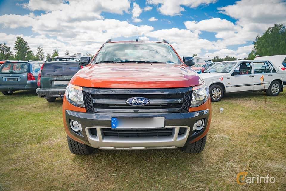 Ford Ranger Double Cab 2013