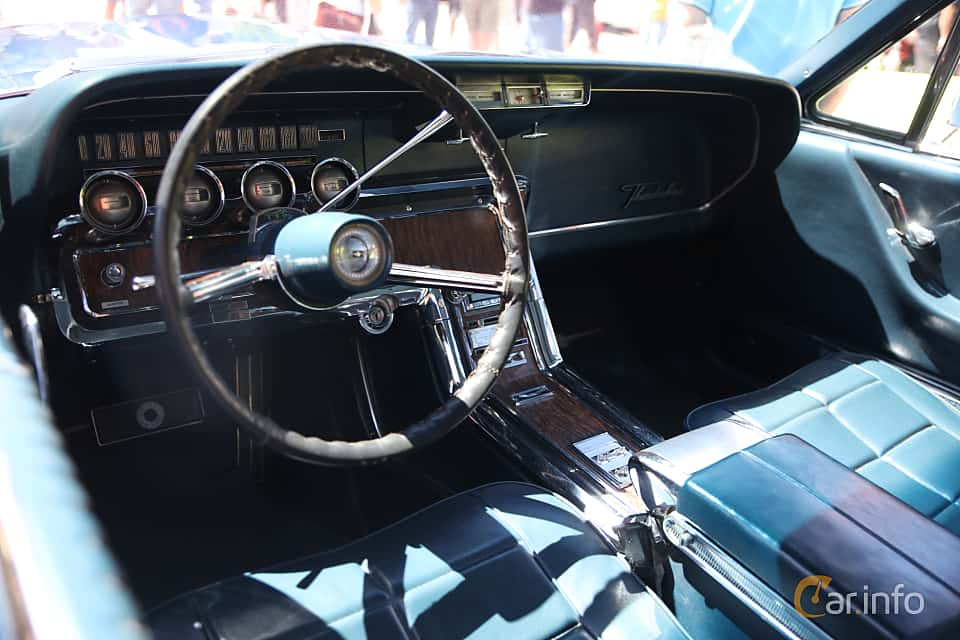 4 Images Of Ford Thunderbird Hardtop 6 4 V8 Automatic 305hp 1966
