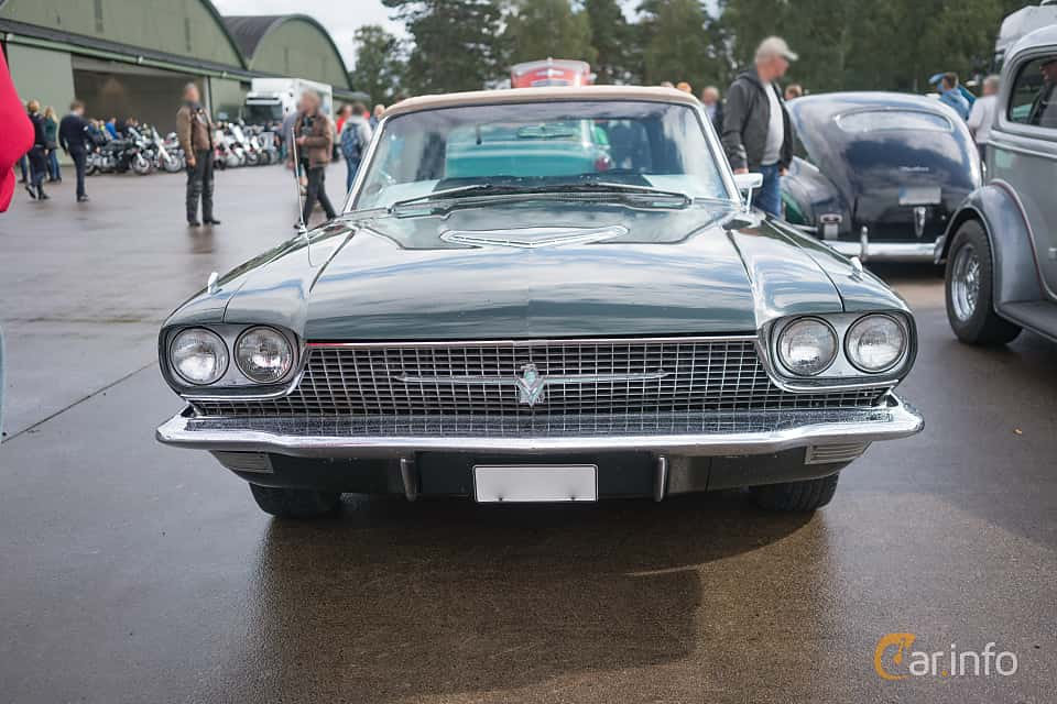 20 More 4 Ford Thunderbird