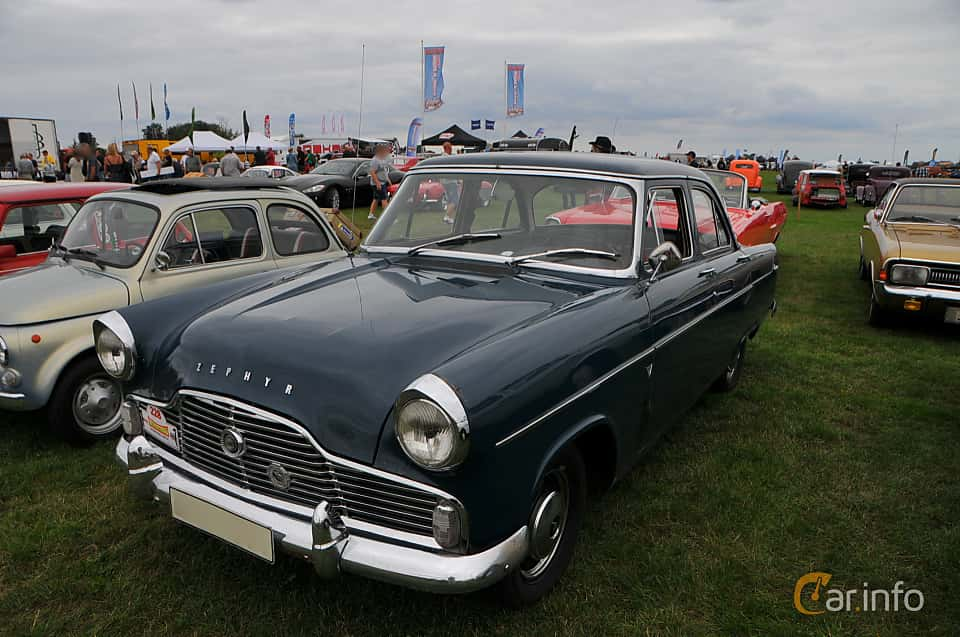Removed Ad Ford Zephyr 2 6 Manual 90hp 1961