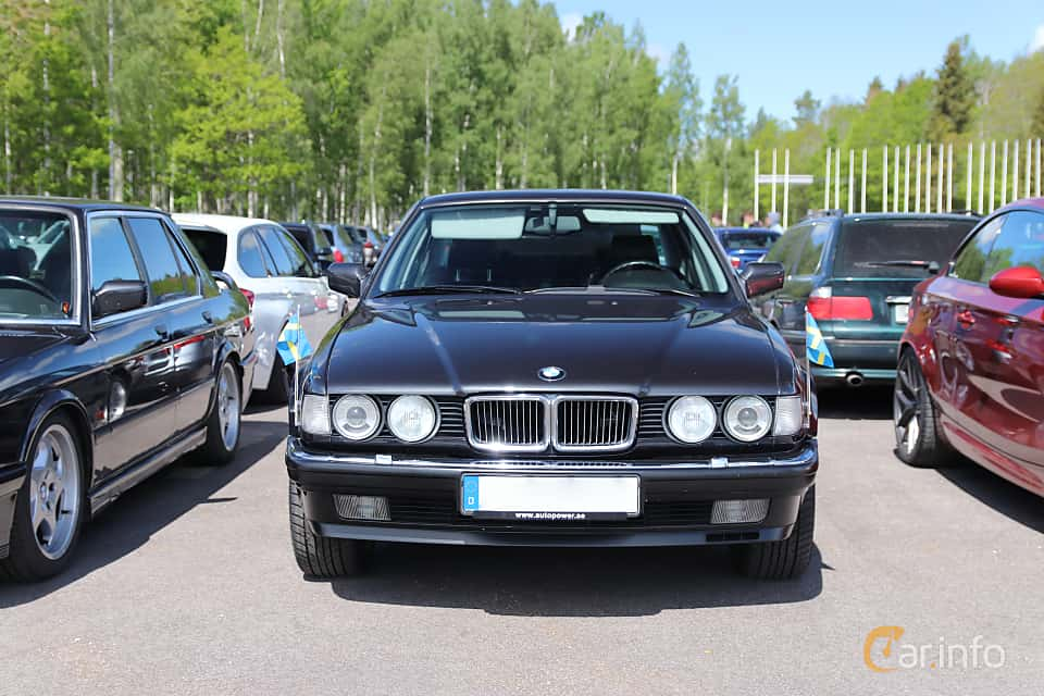 user images of bmw 7 series 1992 car info