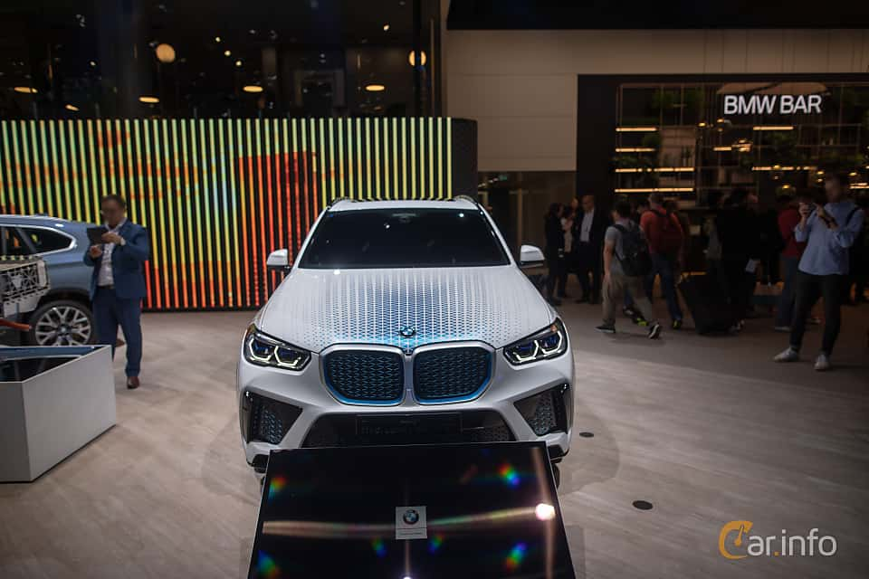 Front  of BMW i Hydrogen NEXT Concept Concept, 2019 at IAA 2019
