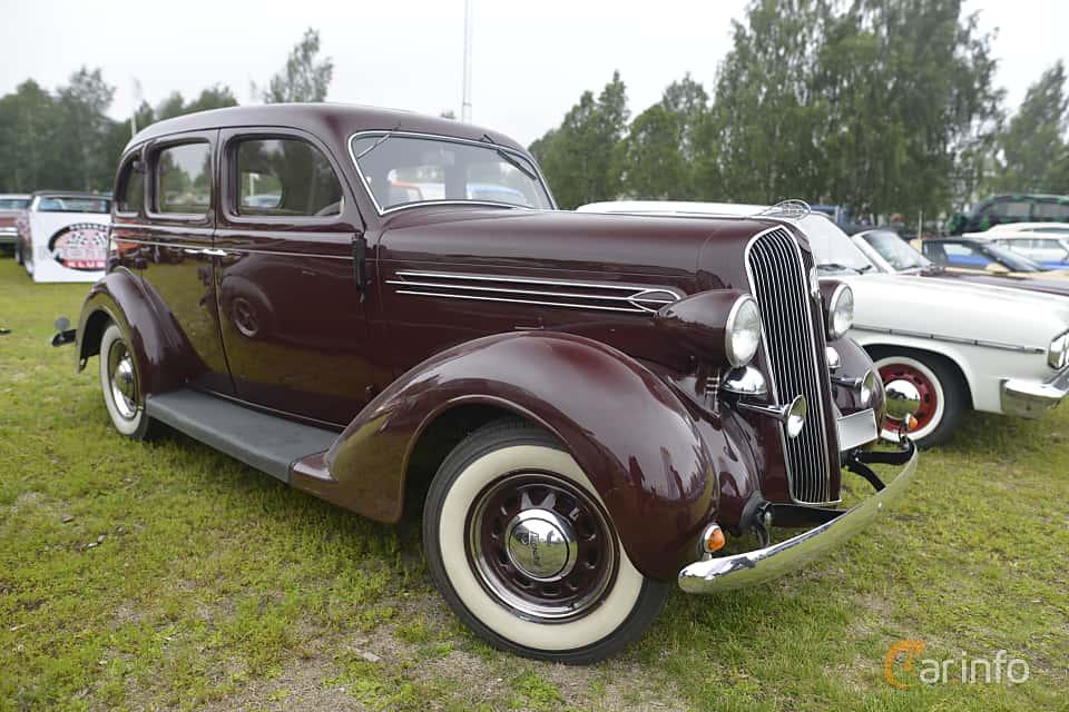 Edx048 plymouth deluxe 4 door sedan 3 3 manual 82hp 1937 for 1937 plymouth 4 door sedan