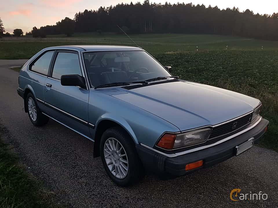 Honda Accord Hatchback 1981