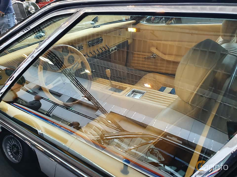 Interior of De Tomaso Mangusta 4.7 V8 Manual, 306ps, 1969 at Techno Classica Essen 2019