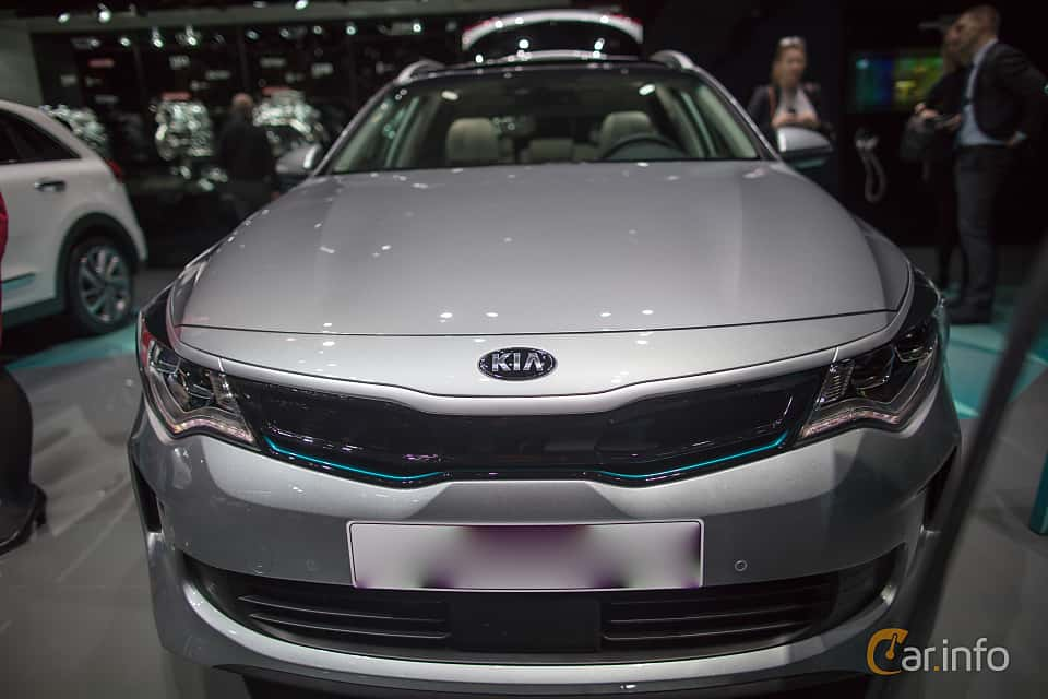 User images of Kia Optima Sport Wagon 2017