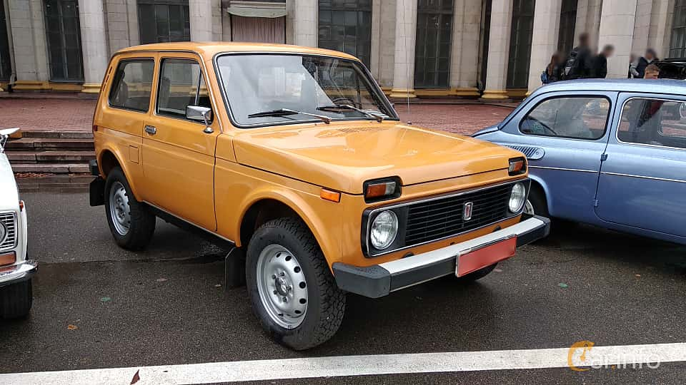 Images Of A Lada Niva 3 Door 1 7 4wd Manual 81hp 1980