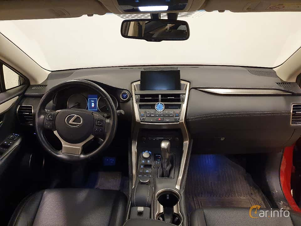 Lexus Nx 300h Awd 2 5 Awd Ecvt 197hp 2017