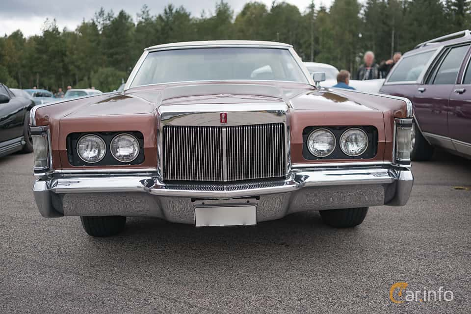 lincoln continental coup 7 5 v8 automatic 370hp 1970. Black Bedroom Furniture Sets. Home Design Ideas