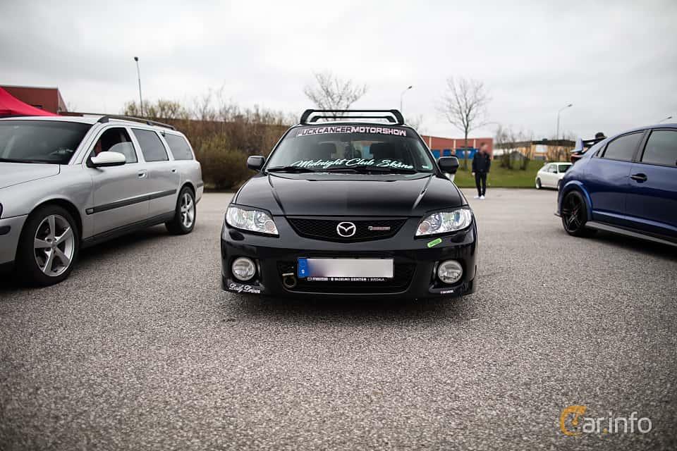 user images of mazda 323 bj facelift rh car info Mazda MX-6 98 Mazda