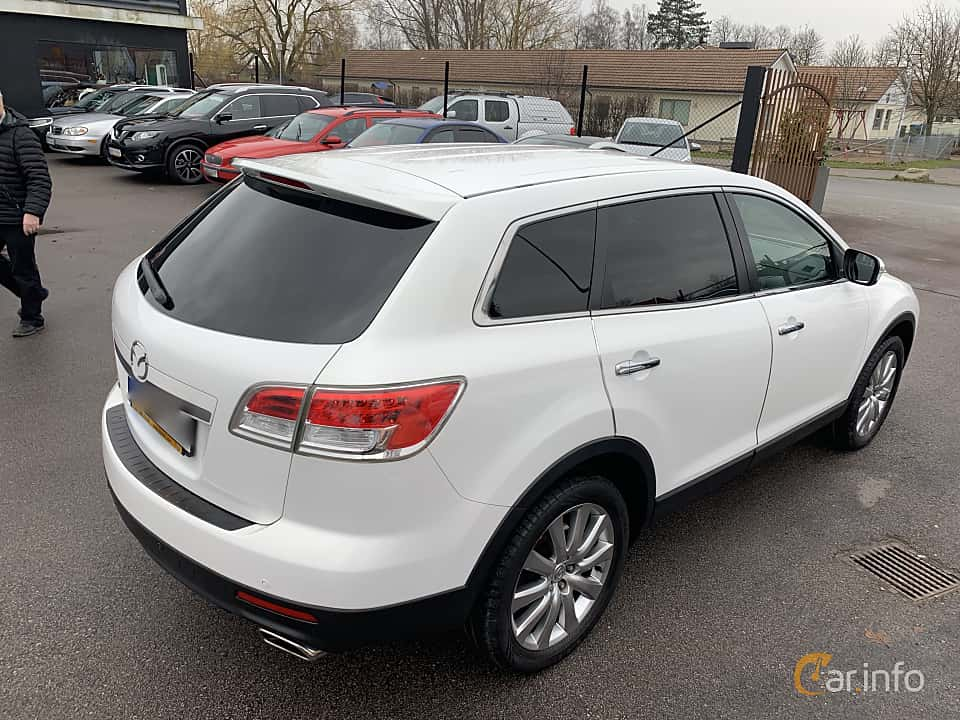 Bak/Sida av Mazda CX-9 3.7 AWD Automatic, 276ps, 2008