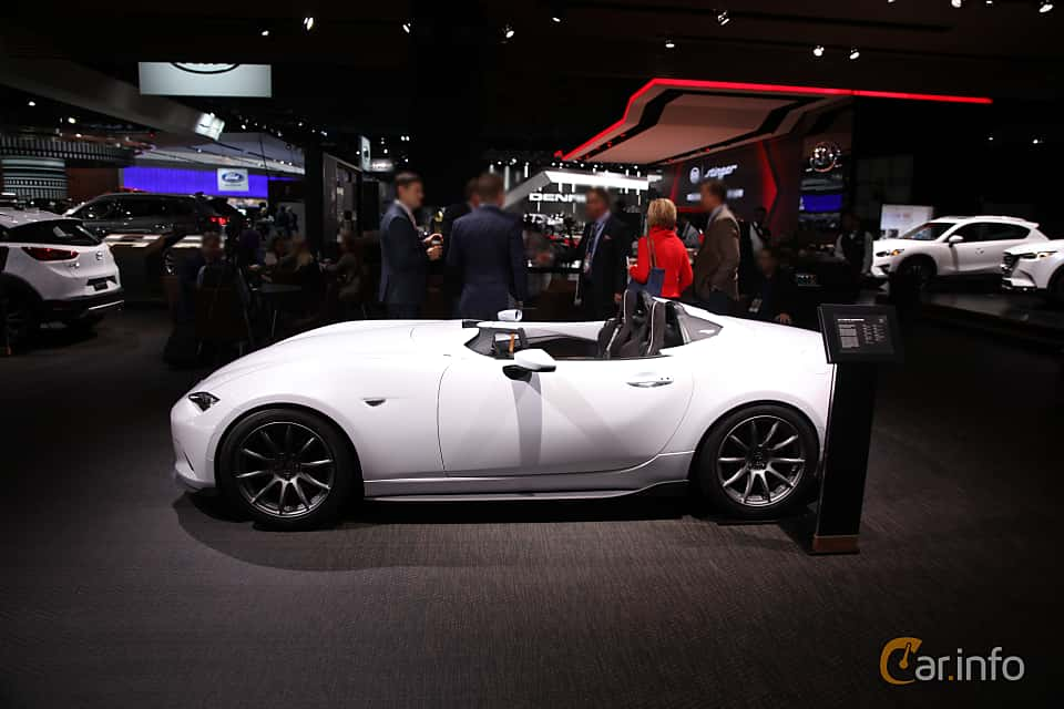 14 images of Mazda MX-5 Miata Speedster Evolution Concept Concept ...