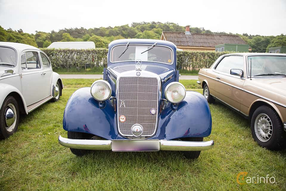 Mercedes-Benz W136 W136 Post-war by jonasbonde