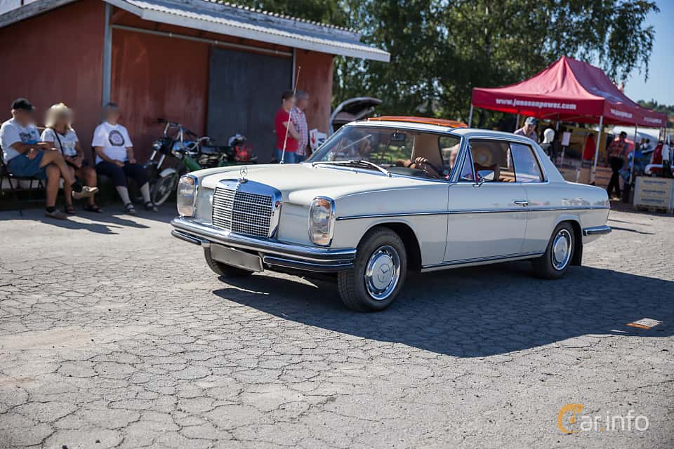 User Images Of Mercedes Benz 8 Coup W114 W115