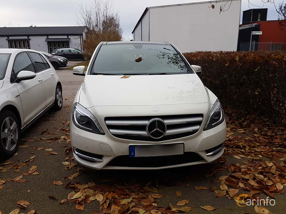 Mercedes benz b class sports tourer w246 for B series mercedes benz