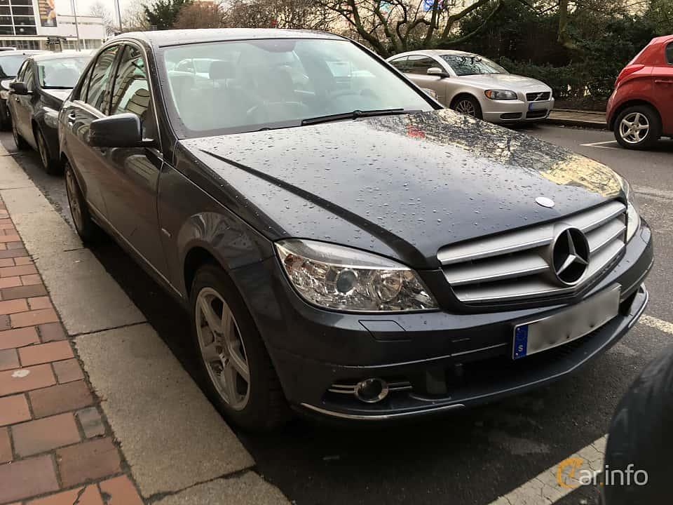 Mercedes-Benz C 220 CDI W204