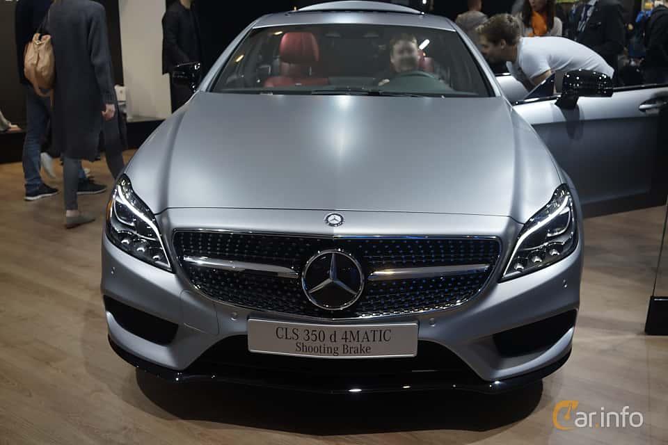 Mercedes benz cls 350 d 4matic c218 facelift for Mercedes benz cl 240