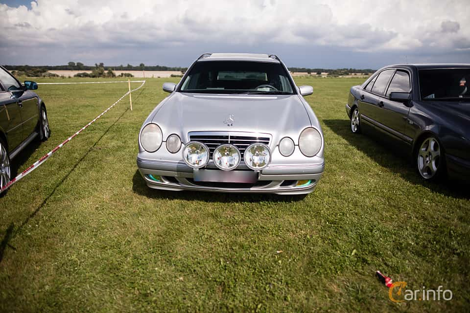 Mercedes benz e 270 cdi w210 facelift for 2000 mercedes benz e320 owners manual