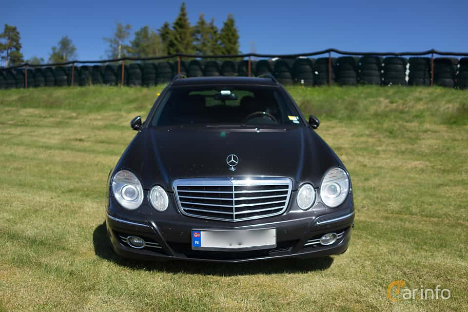 mercedes benz e 320 cdi 4matic w211 facelift. Black Bedroom Furniture Sets. Home Design Ideas