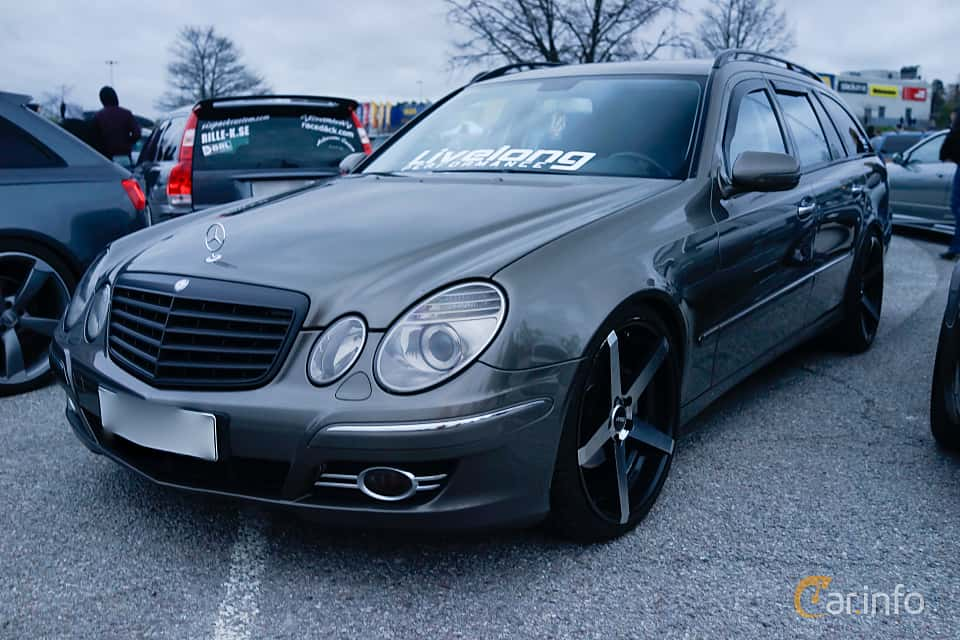 Mercedes-Benz E 200 CDI W211 Facelift