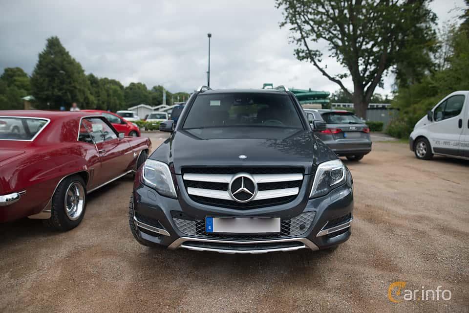 Mercedes benz glk klass x204 facelift for 2017 mercedes benz glk class
