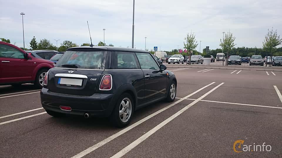 Mini One 95hp 2008