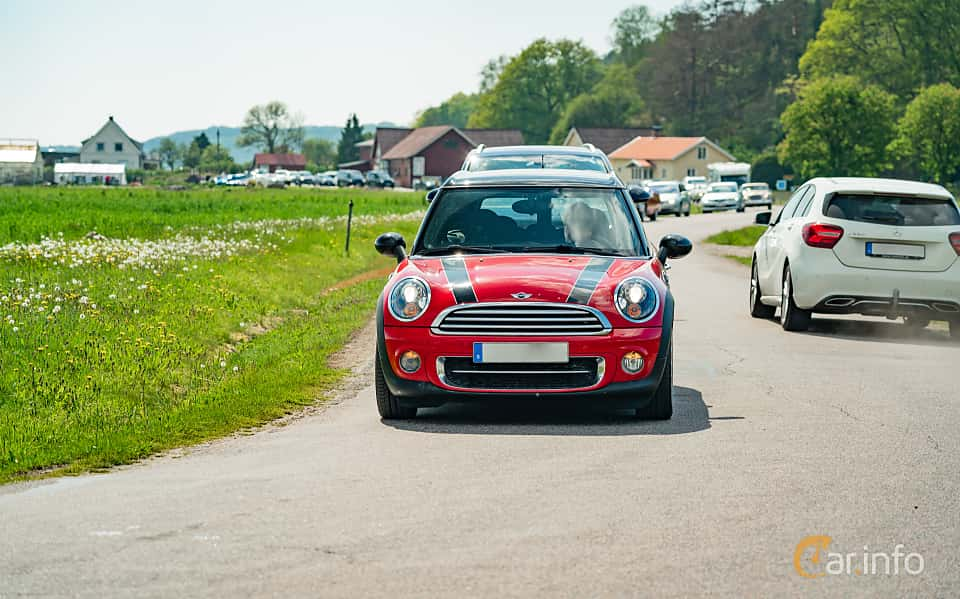 User Images Of Mini Clubman R55 Lci