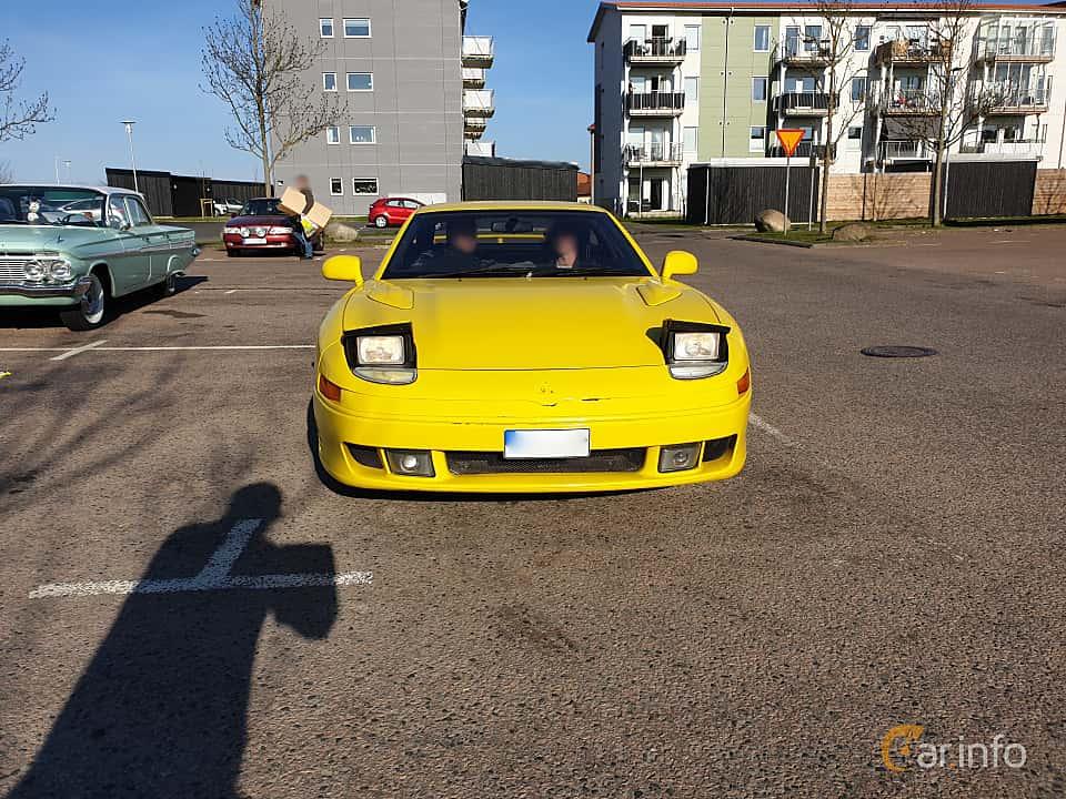 Fram av Mitsubishi GTO 3.0 V6 Automatic, 280ps, 1991