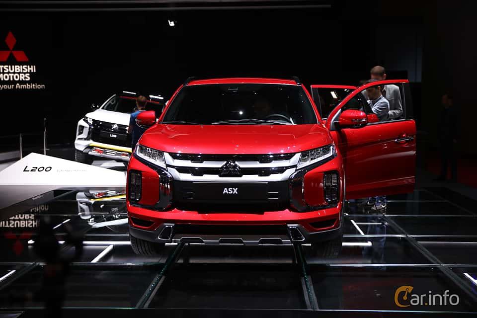 User Images Of Mitsubishi Asx 2020